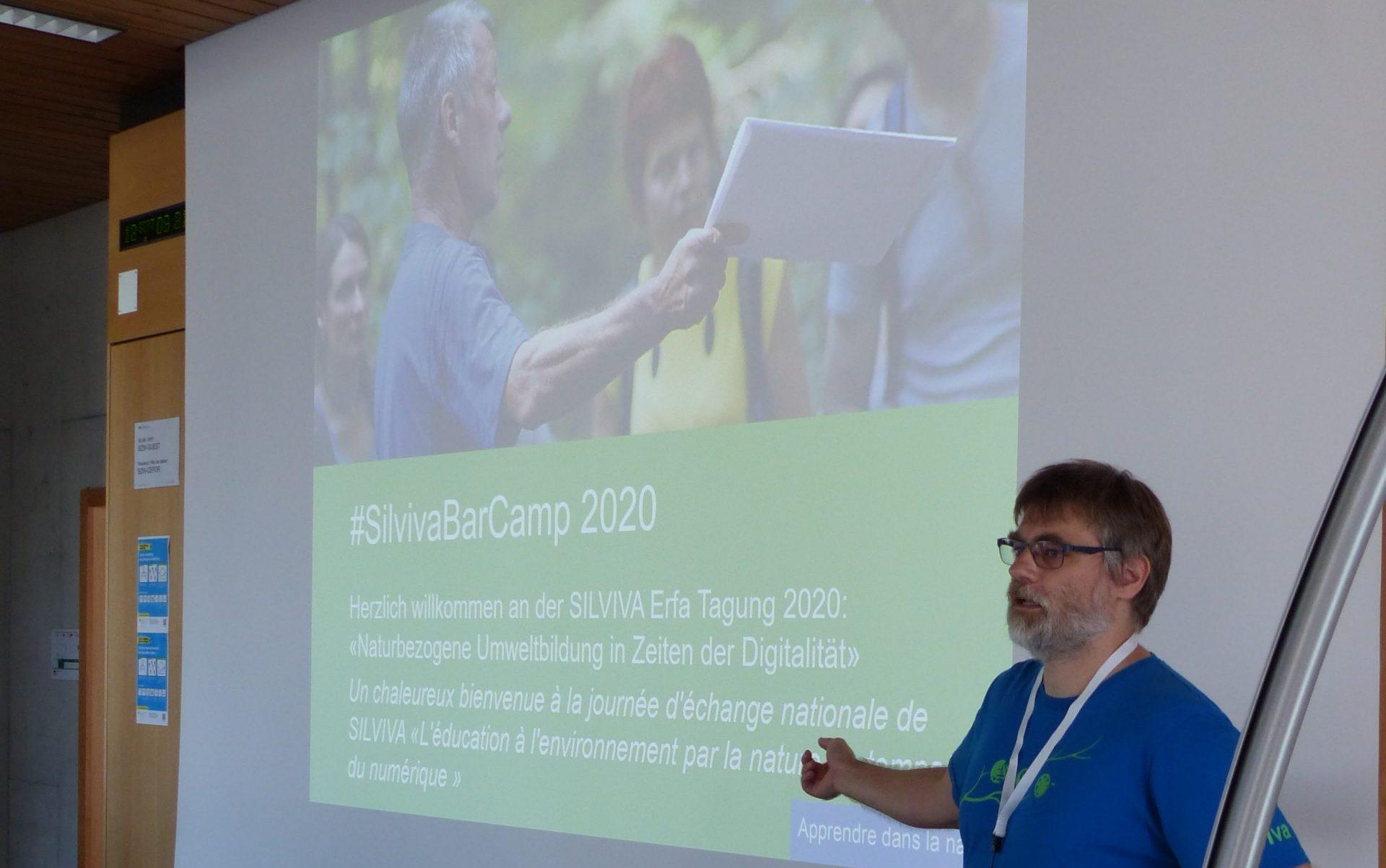 Silviva Barcamp 2020